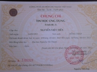 Ở Tân Phú, TPHCM nên học Chứng chỉ ứng dụng CNTT căn bản và nâng cao ở đâu tốt nhất?