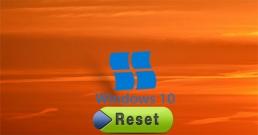 Cách sử dụng tính năng Reset trên Windows 10