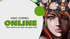 Đăng ký học Corel online ở đâu??