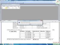 Giải mẫu đề thi tin học B tháng 5  năm 2015 phần 1