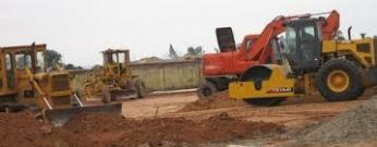 Chi phí máy thi công ở công ty xây dựng
