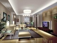 Học 3d max - Hướng dẫn thiết lập ánh sáng nội thất phòng khách