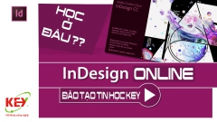 Học InDesign online trực tiếp với giáo viên tại Cần Thơ