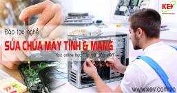 Học nghề sửa chữa máy tính và mạng online tại Quảng Nam