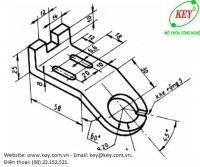 Học Online - AutoCAD 3D cơ khí cơ bản và nâng cao