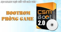 Học online - Bootrom phòng Game