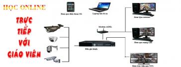 Học online - Cấu hình hệ thống Camera quan sát
