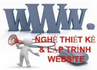 Học online - Nghề thiết kế và lập trình web