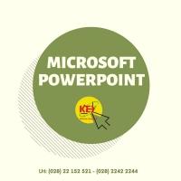 Học online - PowerPoint từ cơ bản đến nâng cao