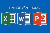 Học online tin học văn phòng Quảng Ninh
