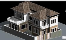 Học Revit Architecture ngay tại nhà