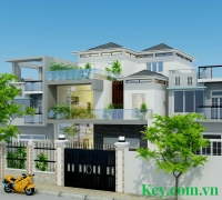 Học VRAY kiến trúc chuyên sâu ở quận Gò Vấp TP HCM