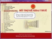 Hướng dẫn gửi các tờ khai của bộ Quyết toán Thuế Thu Nhập Cá Nhân