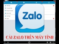 Hướng dẫn sử dụng Zalo trên PC