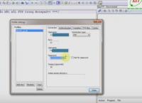 Kết nối FTP trong Notepad++