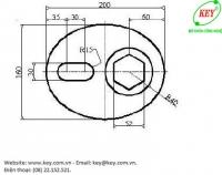 Khóa học Autocad 2D cơ khí cơ bản và nâng cao