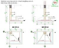 Khóa học Autocad 2D triển khai kết cấu tại TP HCM