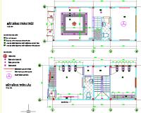 Khóa học Autocad 2D triển khai kiến trúc