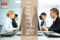 Khóa học cấp tốc tin học văn phòng online tại Hà Nội