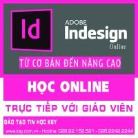Khóa học Indesign online cấp tốc tại Long An