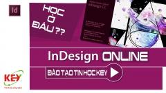 Khóa học InDesign online từ cơ bản đến nâng cao tại Long An