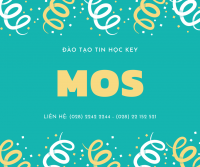 Khóa học MOS trực tuyến