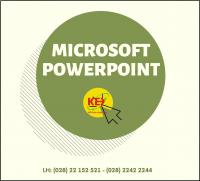 Khóa học online Microsoft PowerPoint cơ bản và nâng cao với tin học Key