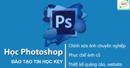 Khóa học Photoshop online cho người đi làm tại Bắc Ninh