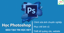 Khóa học Photoshop online cho người đi làm tại Long An