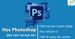 Khóa học Photoshop online ở Đồng Nai