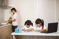 Khóa học Tin học thiếu nhi tại Long An