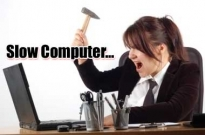 Nguyên nhân máy tính chạy chậm