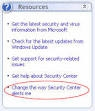 Tắt Biểu Tượng Windows Security Alerts