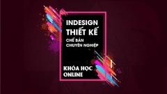 Trung tâm dạy học Indesign online uy tín