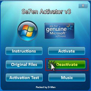 Activate Windows 7 an toàn và hiệu quả | hotfix KB971033  | cách rack win 7 | crack win vĩnh viễn | cài đặt win 7 | học sửa chữa máy tính | hoc sua chua may tinh | hướng dẫn crack win | crack win 7 | cài đặt win |