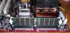 TRUNG TAM TIN HOC KEY_ Kiểm tra lại và gắn tiếp tục các thanh RAM khác