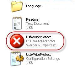 TRUNG TAM TIN HOC KEY_ Cấm sao chép dữ liệu trên máy tính bằng USB Write Protector