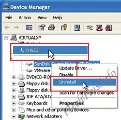 TRUNG TAM TIN HOC KEY_ Device manager