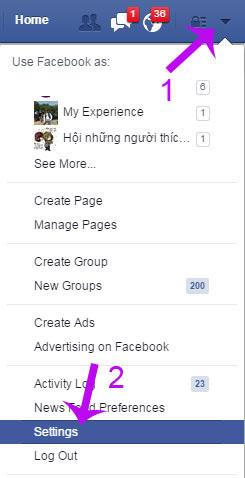 Khôi phục tin nhắn đã bị xoá trên Facebook như thế nào? |hoc sua chua may tinh|noi hoc sua chua may tinh |dia chi hoc sua chua may tinh