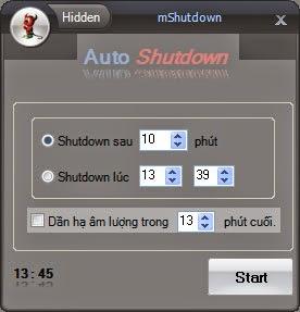 phần mềm mshutdown | phần mềm hẹn giờ tắt máy | phần mềm tắt máy tính tự động | hen gio tat may | phan mem hen gio tat may | hoc sua chua may tinh | học sửa chữa máy tinh