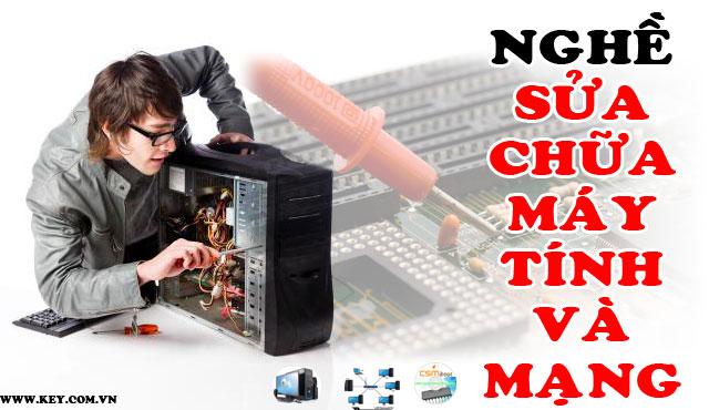 Chuyên đào tạo khóa nghề sửa chữa máy tính  mạng hiệu quả tại quận 12,Tp.Hcm