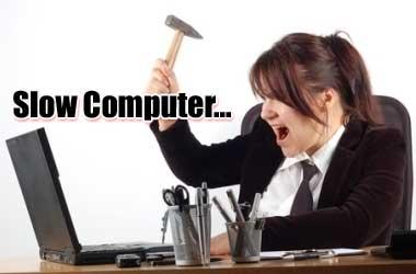 Nguyên nhân máy tính chạy chậm | hoc sua chua may tinh
