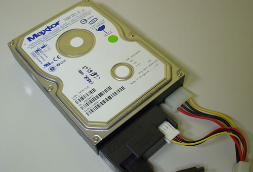 series sata data 7