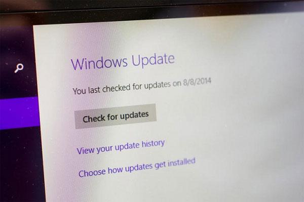 Luôn cập nhật cho Windows