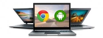 Chrome OS sẽ gộp chung với Android vào năm 2017, có Google Play?