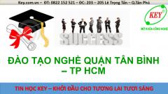 Chương trình đào tạo nghề chất lượng cao tại quận Tân Bình, TP HCM