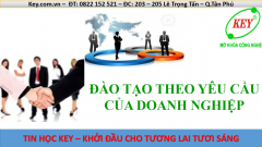 Đào tạo theo yêu cầu doanh nghiệp