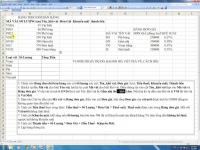 Giải mẫu đề thi tin học A ngày 25-01-2015 ca 1