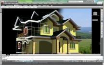 Học autocad 3D - Hướng dẫn cơ bản trong Autocad 3D
