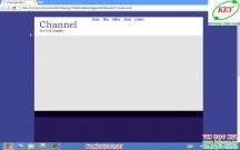 Học lập trình PHP phần 5 thiết kế giao diện